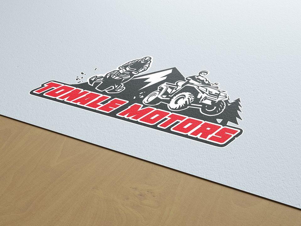 Tonale Motors - Studio del logo